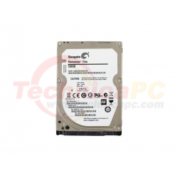 Seagate Momentus 500GB SATA 5400RPM HDD Internal 2.5""