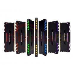 Corsair Vengeance RGB DDR4 32GB (4x8GB) CMR32GX4M4C3000C15 3000MHz PC4-24000 PC Memory