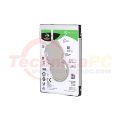 Seagate Baracuda 1TB SATA 5400RPM HDD Internal 2.5""