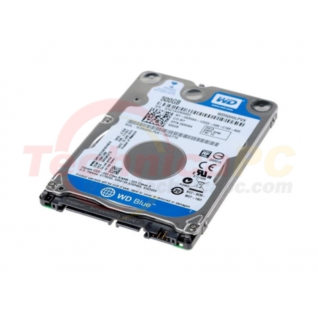 Western Digital Scorpio 500GB SATA WD5000LPVX HDD Internal 2.5""