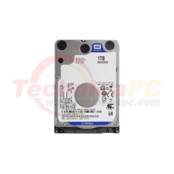 Western Digital Scorpio 1TB SATA WD10SPZX HDD Internal 2.5""