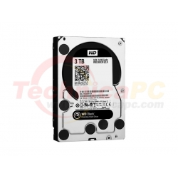 Western Digital Black 3TB SATA3 WD3003FZEX HDD Internal 3.5""