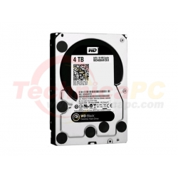 Western Digital Black 4TB SATA3 WD4004FZEX HDD Internal 3.5""