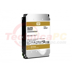 Western Digital Gold 10TB SATA WD101KRYZ HDD Internal 3.5""