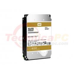 """Western Digital Gold 10TB SATA WD101KRYZ HDD Internal 3.5"""""""