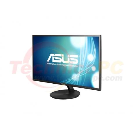 "Asus VP247H 24"" Nero Bazel Widescreen LED Monitor"