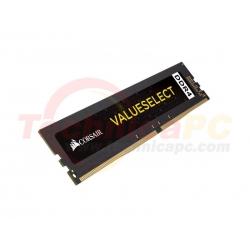 Corsair DDR4 4GB (1x4GB) CMV4GX4M1A2400C16 2400MHz PC-19200 PC Memory