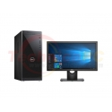 "DELL Inspiron 3670MT Core i7-8700 12GB 2TB VGA 2GB LCD 19.5"" Desktop PC"