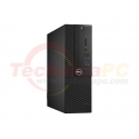 "DELL Optiplex 3050SFF Core i5-7500 4GB 500GB LCD 19.5"" Desktop PC"