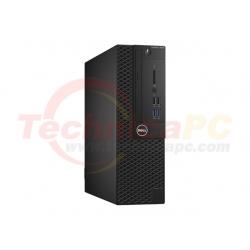 """DELL Optiplex 3050SFF Core i3-7100 4GB 1TB Windows 10 Pro LCD 19.5"""" Desktop PC"""
