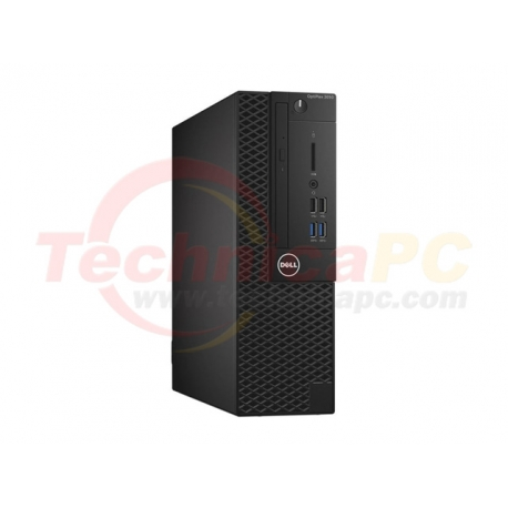 "DELL Optiplex 3050SFF Core i5-7500 4GB 1TB Windows 10 Pro LCD 19.5"" Desktop PC"