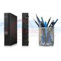 """DELL Optiplex 3050Micro Core i5-7500 4GB 500GB Windows 10 Pro LCD 19.5"""" Desktop PC"""