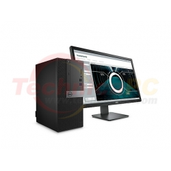"DELL Optiplex 5050MT Core i5-7500 4GB 1TB Windows 10 Pro LCD 19.5"" Desktop PC"