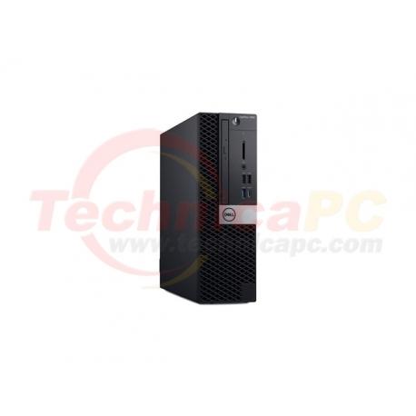 """DELL Optiplex 5060SFF Core i5-8500 8GB 2TB+128GB Windows 10 Pro LCD 19.5"""" Desktop PC"""