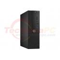 """DELL Optiplex 3050AIO Core i3-7100T 4GB 1TB Windows 10 Pro 19.5"""" Non Touch All-In-One Desktop PC"""