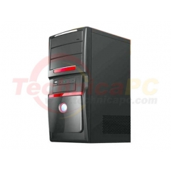 Simbadda SIM X S-2652 Desktop PC Case