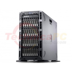 DELL PowerEdge T620 Intel Xeon E5-2620 8GB 2x300GB SAS Tower Server