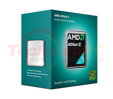 AMD Athlon II X3 455 3.3GHz Desktop Processor