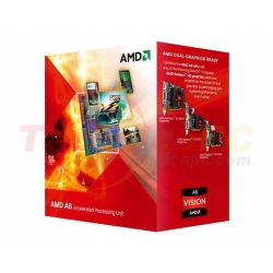 AMD LIano A6-3670K X4 2.7GHz Quad Core Desktop Processor