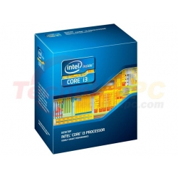 Intel Core i3-2120 3.30GHz 3M Cache Desktop Processor