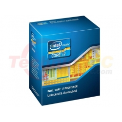 Intel Core i7-3820 3.60GHz 10M Cache Desktop Processor