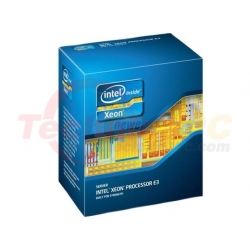 Intel Xeon E3-1230 3.20GHz 8M Cache Server Processor