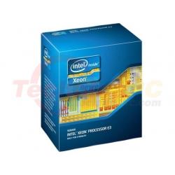 Intel Xeon E3-1275 3.40GHz 8M Cache Server Processor