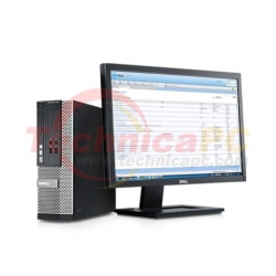 "DELL Optiplex 390DT (Desktop Tower) Core i3-2120 LCD 18.5"" Desktop PC"