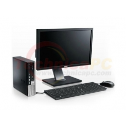 "DELL Optiplex 390SFF (Small Form Factor) Core i3-2120 LCD 18.5"" Desktop PC"